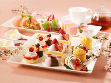 待ちに待った春、少し贅沢してみません?「東京プリンスホテル」のアフタヌーンティーとハイティーが素敵♡