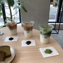 """""""日本茶専門""""カフェ「チャヤ 1899 東京」が新橋にオープン。好みの抹茶ラテが作れちゃうのが魅力的♡"""