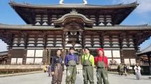 間宮祥太朗が参戦、世界遺産・東大寺で『池の水ぜんぶ抜く大作戦』