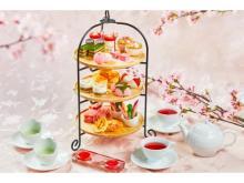 桜の名所近くで楽しむ!和洋折衷で大人風味のアフタヌーンティーが登場