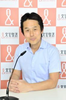 文化放送・松島茂アナ、肺腺がんで死去 47歳 『箱根駅伝』『アテネ五輪』『リオ五輪』実況中継で活躍