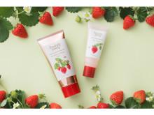 「VECUA Honey」の人気アイテムにイチゴシリーズが新登場!