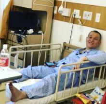 千原せいじ、不整脈の手術で入院も… 病院に大量ポテチ&前日に焼酎「しこたまのんでやる」