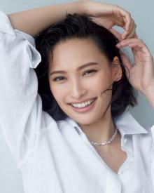 大政絢、ラグジュアリー誌『Precious』3代目表紙モデルに 杏からバトンタッチ