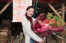 【スカーレット】戸田恵梨香、クランクアップ 朝ドラヒロイン11ヶ月間完走「やりきりました」