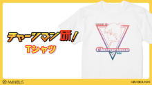 『チャージマン研!』のTシャツ、パーカー、スクエア強化ガラスiPhoneケース、トレーディング缶バッジなどの受注を開始! 【アニメニュース】