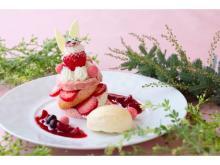 イースターエッグを運ぶうさぎのデザート!「Berry Rabbitのシフォンケーキ」発売
