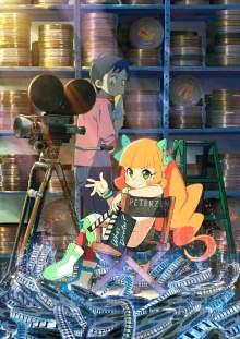 『映画大好きポンポさん』劇場用アニメーションとして、2020年に公開!キービジュアル第1弾も発表 【アニメニュース】