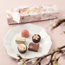 ふんわり桜が香るショコラ×新作の焼菓子も♡ギフトにぴったりなベルアメールの春コレクションをチェック!