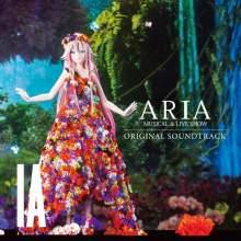 """ヴァーチャルアーティスト""""IA""""主演の最新テクノロジーによるホログラムショー「ARIA」のサウンドトラックCD発売、デジタル世界配信決定!最新ボーカルトラック5曲を含む全21曲収録。 【アニメニュース】"""