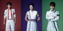 KYOTO SAMURAI BOYS、リーダー3人がデビューアルバム全曲を解説