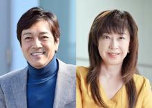 野口五郎&大場久美子、40年ぶりに夫婦役で共演