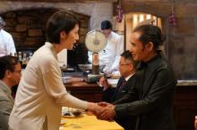 片岡鶴太郎、芸歴47年で初の本人役 『トップナイフ』第9話に出演