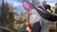 アニメ『魔女の旅々』第2弾ビジュアル公開