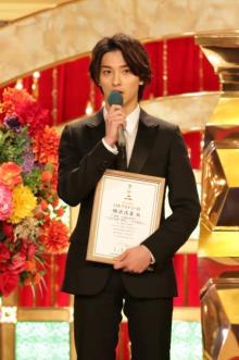 【日本アカデミー賞】新人俳優賞の横浜流星「またこの場に立てるように精進」