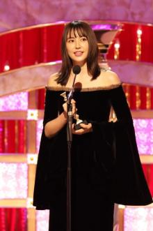 【日本アカデミー賞】長澤まさみが最優秀助演女優賞 『セカチュー』以来2度目の受賞