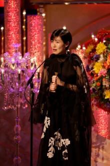 【日本アカデミー賞】シム・ウンギョンが最優秀主演女優賞 受賞に号泣
