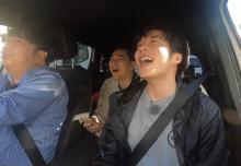 田中圭の素顔が満載 『バナナマンのドライブスリー』出演