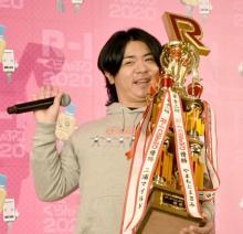 『R-1』王者・野田クリスタル、無観客大会「やりやすい」 上沼恵美子にラブコール