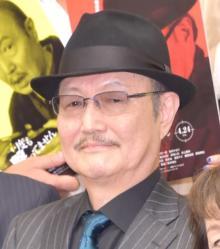 """""""78歳""""石橋蓮司、主演映画は「生前葬」 18年ぶり大役も自虐ジョーク"""