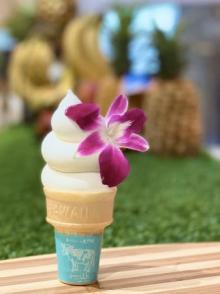 生クリーム専門店ミルクがハワイに初出店!トロピカルな限定メニューはワイキキに行ったら食べなくちゃ♩