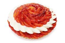 """元気がもらえるビタミンカラーの幸せスイーツ。「カフェコムサ」に""""四国 宇和島のみかん""""を使ったケーキが登場"""