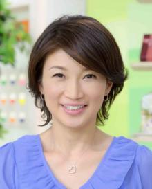 元NHKアナ・青山祐子さん、8年ぶりテレビ出演 生放送で新型コロナ問題語る