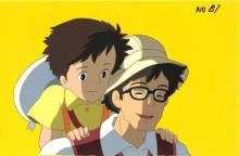 40代~50代必見!デジタル化にともない今では幻となったアニメの「セル画」が一堂に! 【アニメニュース】