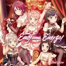 Afterglow「Easy come, Easy go!」各種音楽ランキングにて上位ランクイン! 【アニメニュース】