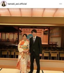 フリーアナ玉木碧、卓球・松平健太選手と結婚「お仕事も地道に続けていけたら」