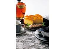 国産ブランデーの芳醇な香り!「家庭画報のブランデーケーキV.S.O.P」登場