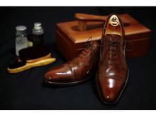 隙間時間にくつろぎながら靴のケア!有楽町に靴磨き専門店「NICE」がOPEN