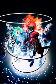 the telephones、5年ぶりのアルバム『NEW!』発売 ゲスト迎えた全国ツアーも発表