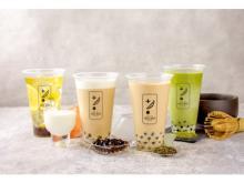 """九州初出店!""""お茶とタピオカドリンクの専門店""""が福岡・博多駅にオープン"""