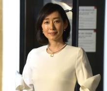 木村多江、百済観音にうっとり「心が洗われるようで謙虚な気持ちに」