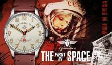 【時計ブランドSTURMANSKIE]人類初の宇宙飛行士ユーリィ・ガガーリンが使用した腕時計を完全再現!大人気の小ぶりな33mmケースのオリジナルサイズ登場! 【アニメニュース】