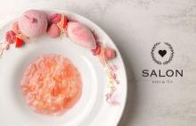桜色に染まるご褒美デザートは見逃せない♡SALON BAKE&TEAに気分を盛りあげる春メニューがお目見え♩