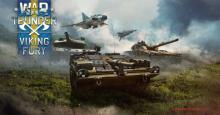 DMM GAMESがサービスを展開しているPC/PS4マルチコンバットオンラインゲーム『War Thunder』大型アップデート1.97でスウェーデン陸軍導入やAH-64アパッチなど50兵器以上実装! 【アニメニュース】