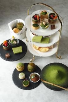風薫る季節にぴったりの抹茶づくし♡初夏の週末はウェスティンホテル東京のアフタヌーンティーで贅沢しちゃお♩
