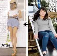"""63.2kgから40kgに減量を成功させた女性が""""ダイエットYouTuber""""として人気を集めた理由"""
