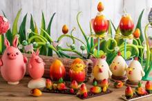 ピヨかわチョコで春のスタートをお祝い♩ヒルトン東京のイースターチョコは笑顔も贈れそうなラインナップ!