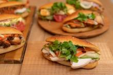 ベトナム生まれのサンドイッチを日本スタイルで♩グルテンフリーのバインミー専門店が外苑前にOPENしました!