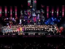 AKB48×モー娘。×ももクロが10年ぶり共演 NHKにアイドル7組68人が大集結
