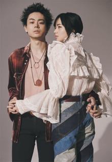 菅田将暉&小松菜奈、手を握り合いファッションシュート お互いの存在についても語る