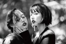篠山紀信、Rina&Mari姉妹の官能と美の世界を表現 写真集&映像作品を同時刊行