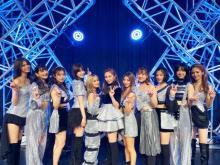 E-girls、ラストツアー中断で無観客ライブ生配信 のべ22万人視聴