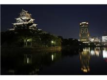 """""""広島の街に元気を""""リーガロイヤルホテル広島が巨大イルミネーション企画"""