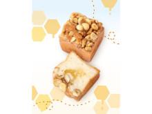 パン好き集まれ!「ル ビアン」関西店舗で「はちみつフェア」が開催