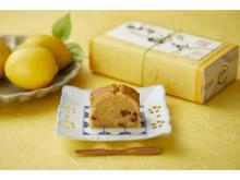 """香り高い淡路島産レモンを使用!春の新作""""和""""パウンドケーキをチェック"""