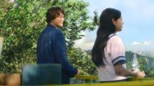 香取慎吾が森に暮らす叔父役に「あまり挑戦したことない」ドラマ仕立てストーリー サントリー『スパークリングレモン』新CM